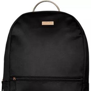CAROLINA HERRERA Satin Backpack--Brand New Sealed